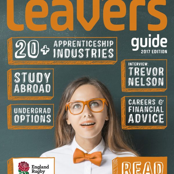 Leavers Guide Cover